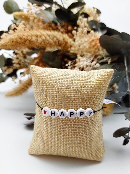 Bracelet ❤️ HAPPY