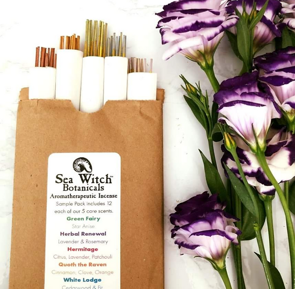 Sea Witch Botanicals incense