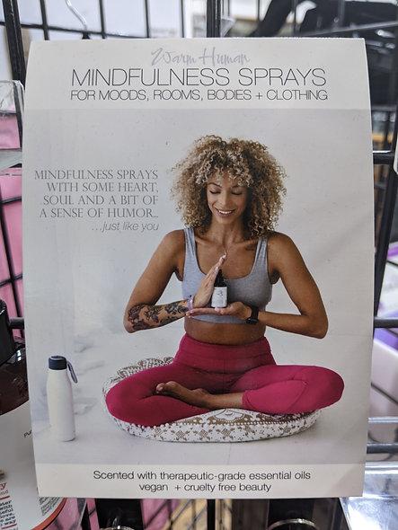 Warm Human Mindfulness Sprays 4oz
