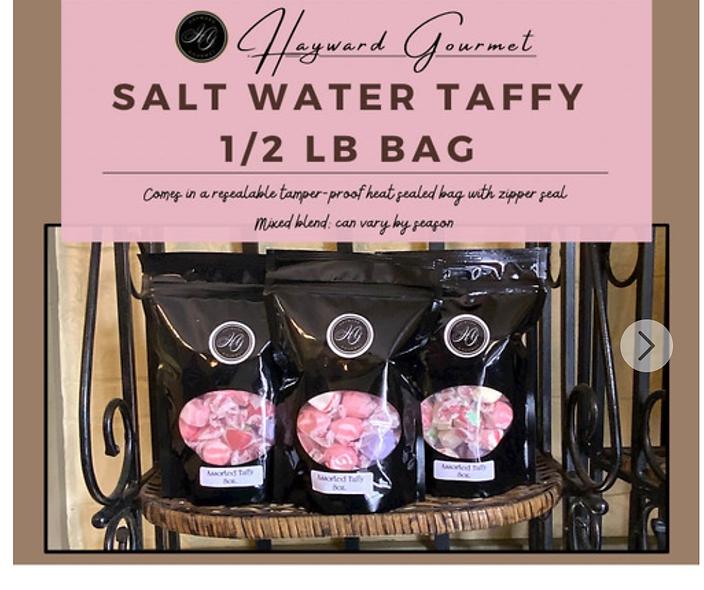 Hayward Gourmet sweet treats