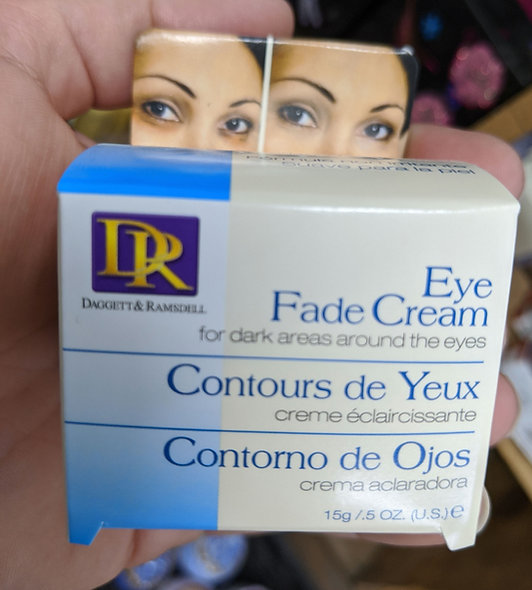 DR. eye fade cream