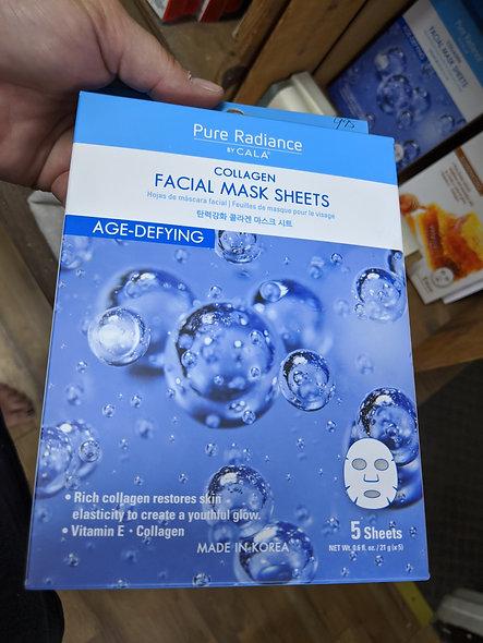 Face Mask sheet 5 pks