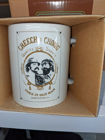 Cheech & Chong mug