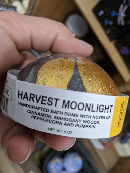 Harvest moon bath bomb