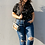 Thumbnail: Flying Monkey Vervet EMPTY ROOM skinny jeans