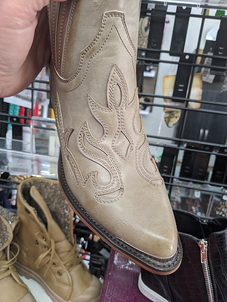 Ryder Grrl no zip boot