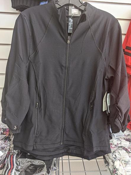 Black ki pro performance jacket