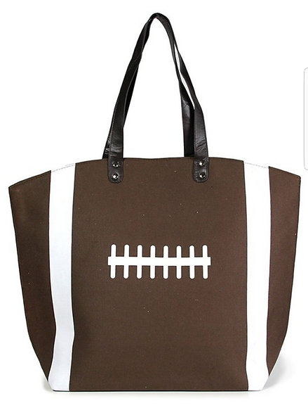 Sports theme HUGE tote bags