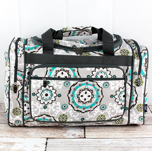 Duffle Bags several compartments