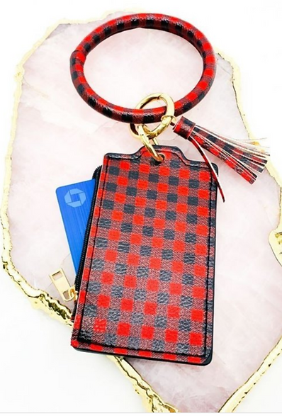 Keychain , wallet, bracelet