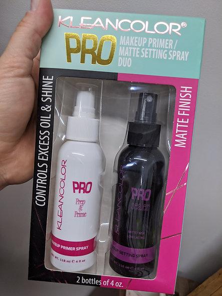 Primer & setting spray set