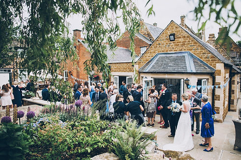 The Falcon Hotel in Rutland , Wedding venue in Rutland