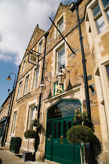 The Falcon Hotel, Rutland, Picturesque Market Town Uppingham