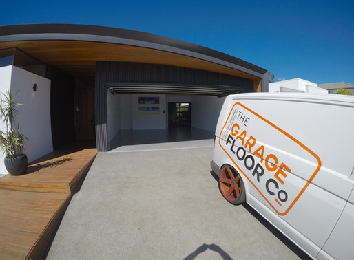 Epoxy Flooring Specialists | Twin Waters, transforming garages and patios