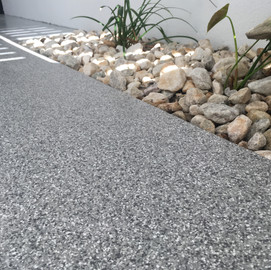 Epoxy flooring Noosa patio