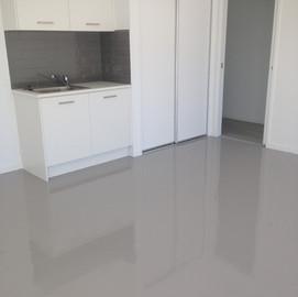 Bli Bli Garage epoxy floor