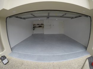 Garage Epoxy Floor Twin Waters