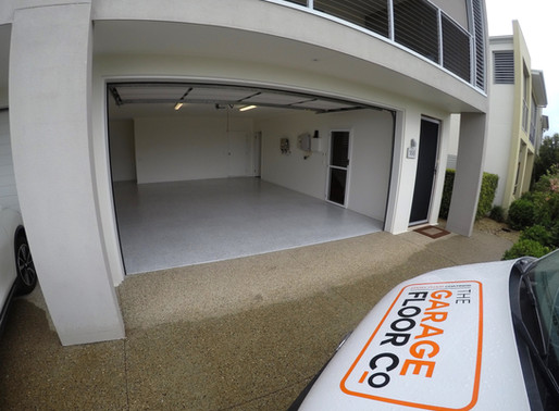 Epoxy Flooring Pelican Waters - New Homes transformed with epoxy finishes