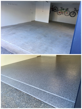 Sunshine Coast epoxy floor