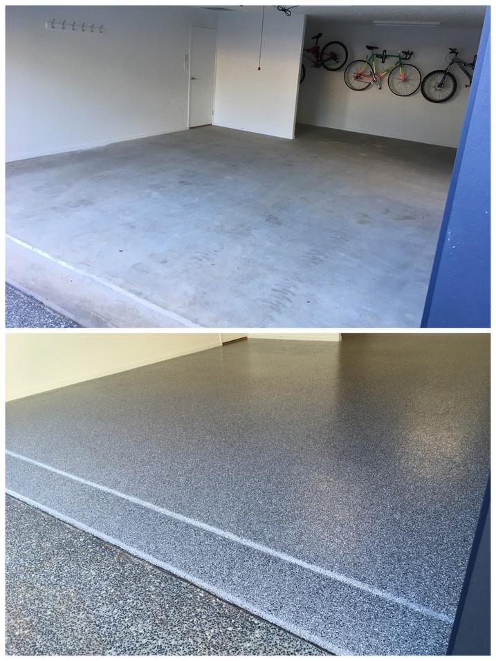 Sunshine Coast epoxy floor