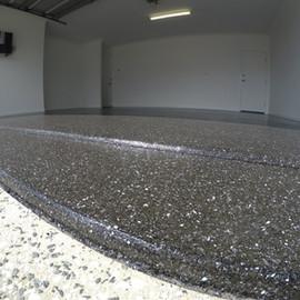 Mountain Creek Seamless Epoxy Floor