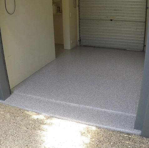 Mount Coolum Seamless Epoxy Floor