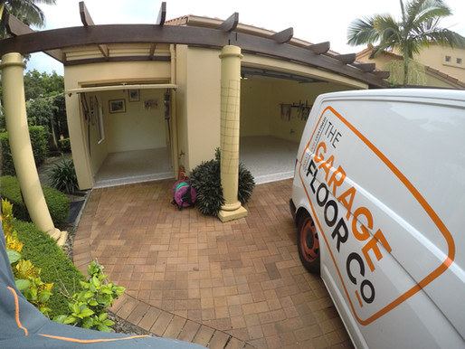 Sunshine Coast Epoxy Floors always in a suburb near you