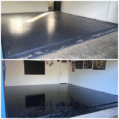 Epoxy flooring Maroochydore