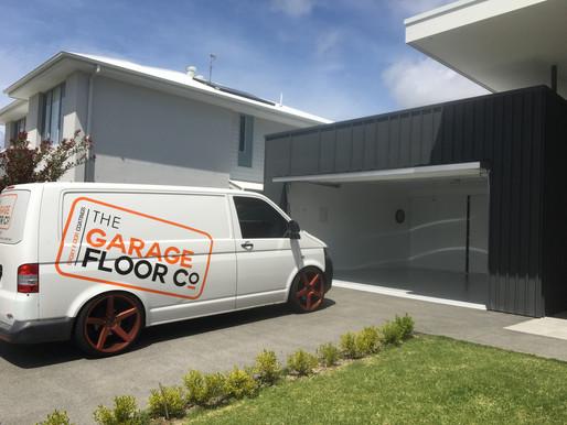 Garage Epoxy Floors Caloundra, beautiful hard wearing concrete coatings