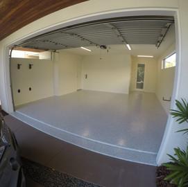 Yaroomba Epoxy Garage Floor
