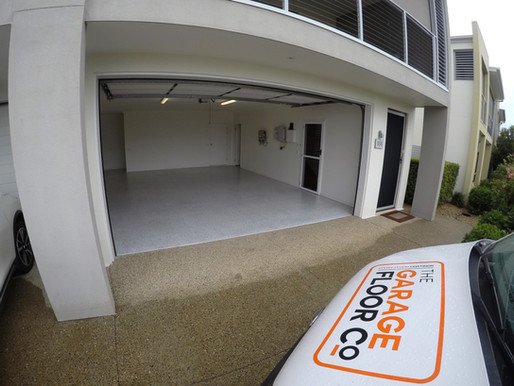 Epoxy Floor Finishers | Bokarina Beach are Just Non-Stop - Installing Fantastic Looking Garages