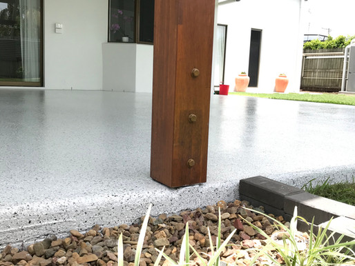 Buderim Epoxy Floor Coatings popular amongst home renovators this year