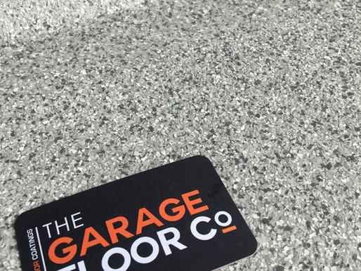 Garage Epoxy Coatings   Buderim back transforming concrete floors