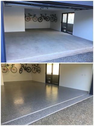 Sunshine Coast epoxy flooring
