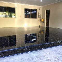 Yandina epoxy flooring