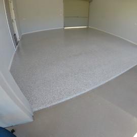 Tewantin Garage Epoxy Coating