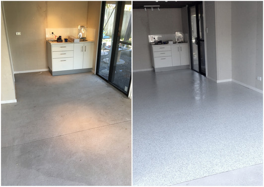 Coolum Beach Garage Floor Coatings