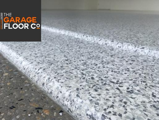 Noosa Heads Epoxy Flooring, transform your oil stained garage floor