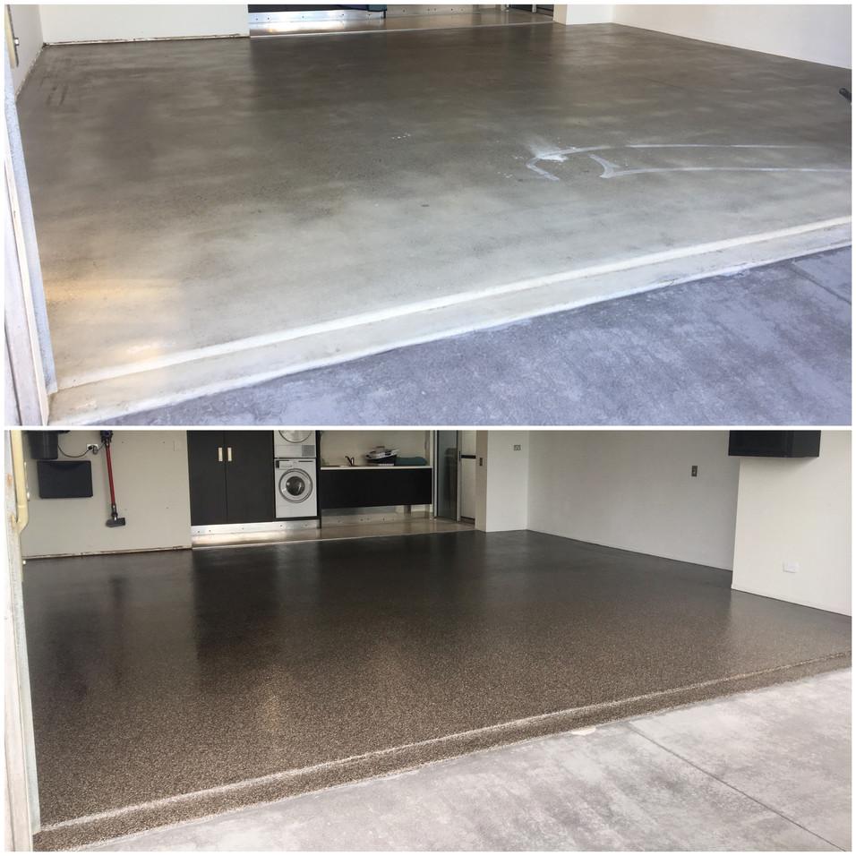 Mountain Creek Garage Epoxy Floors