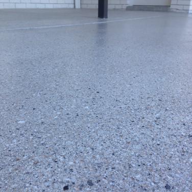 Mooloolaba Quartz Stone Epoxy Floor Coating