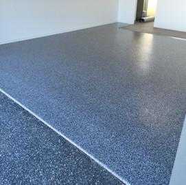 Noosaville flake epoxy flooring 2