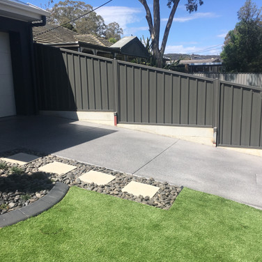 Sunshine Coast Granite Stone Epoxy Floor Coating