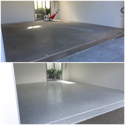 Epoxy flooring Minyama 2