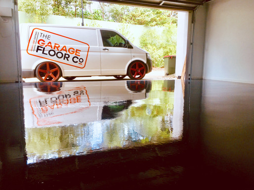 Garage Epoxy Floors Buderim   Durable and Affordable Concrete Solutions