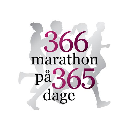 366 marathon på 365 dage