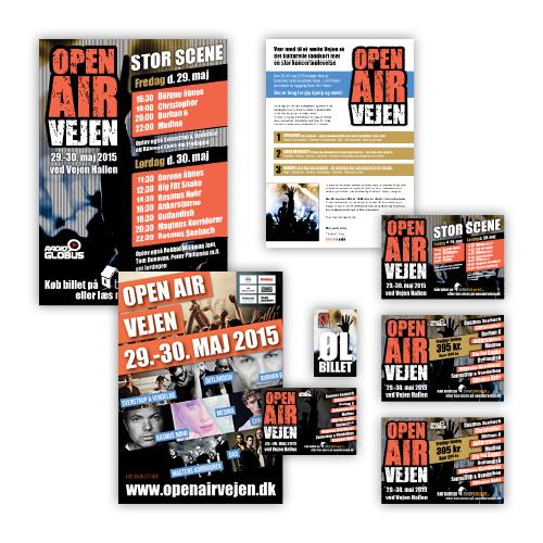 OpenAir Vejen