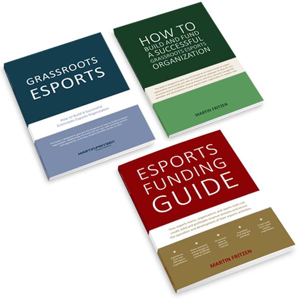 e-sport bøger