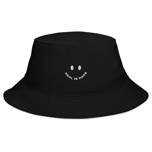 Rare is Real Bucket Hat