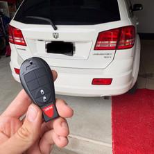 Dodge Journey Car Key
