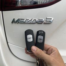 Mazda 3 Car Key
